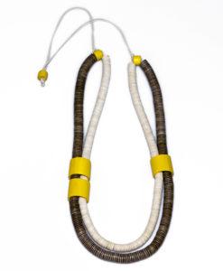 Kyokya dřevěný náhrdelník K046
