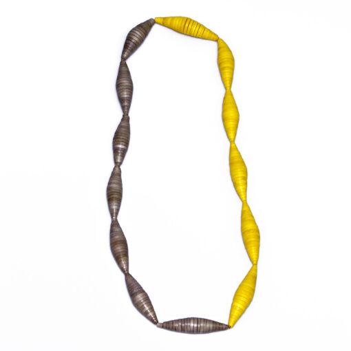 """Kyokya náhrdelník """"Ides"""" žlutý"""