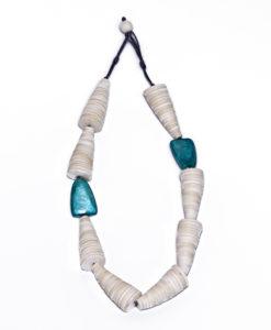 """Kyokya dřevěný náhrdelník """"Chona"""" K033"""