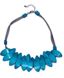 """Kyokya náhrdelník """"Cheyenne"""" tyrkysový K014"""