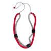 """Kyokya dřevěný náhrdelník """"Phyla"""" červený K047"""