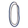 """Kyokya dřevěný náhrdelník """"Rory"""" modrý K061"""