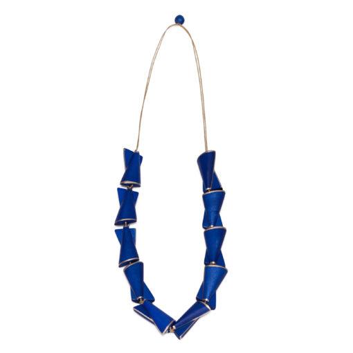 """Kyokya dřevěný náhrdelník """"Mayumi"""" K021"""