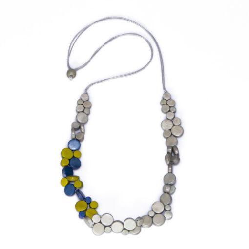 """Kyokya dřevěný náhrdelník """"Holly"""" K003"""